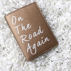 Handbags - On the Road Again Passport Cover